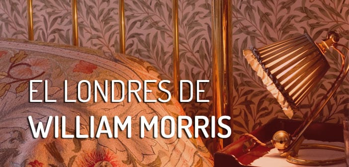 LONDRES WILLIAM MORRIS