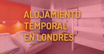 Alojamiento Temporal en Londres Hostales
