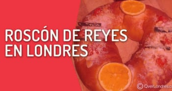 Comprar Roscon de Reyes en Londres