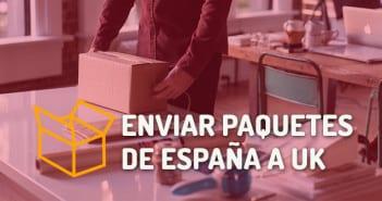 envio paquetes espana uk