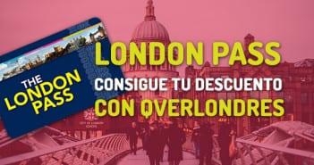 Descuento tarjeta london pass Londres