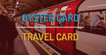 OYSTER CARD Y TRAVEL CARD LONDRES