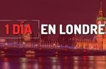 Londres en 1 día