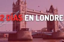 Londres en 2 días