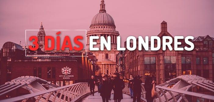 Londres en 3 días