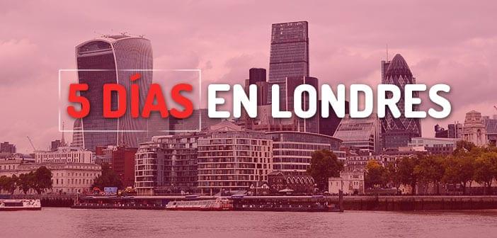 Londres en 5 días