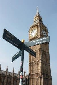 Londres en tres días