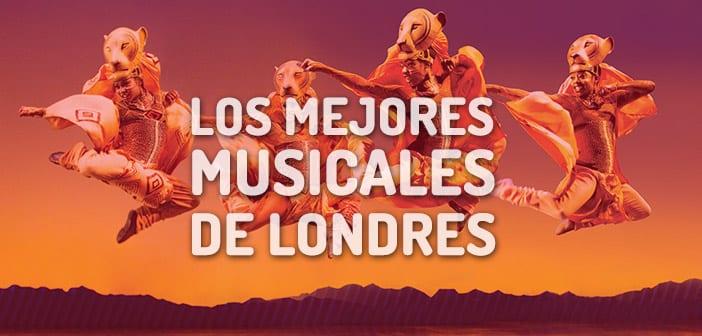 Mejores Musicales en Londres 2020