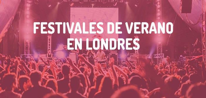 festivales de verano en Londres