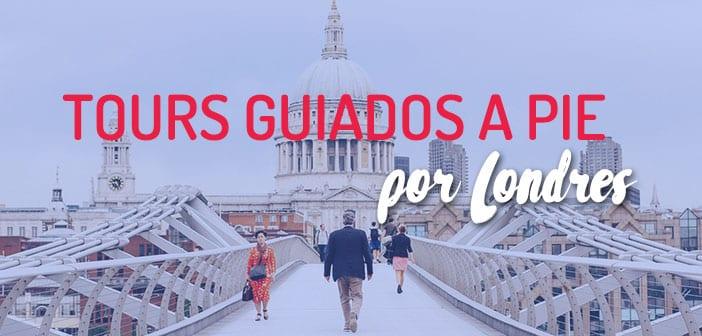 Los mejores Tours en Español en Londres GRATIS!