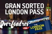 sorteo london pass qverlondres