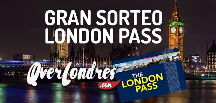 sorteo london pass qverlondres