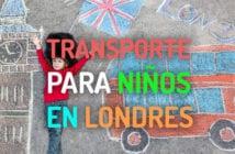 TRANSPORTE NINOS LONDRES