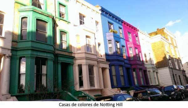 notting hill en Londres