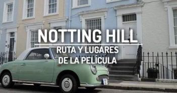 notting hill ruta pelicula