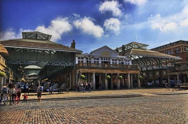 Qué ver en Londres en Tres Días - Covent Garden