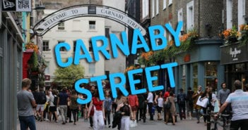 carnaby street londres