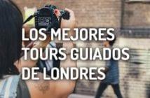 tours guiados de Londres