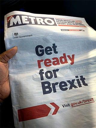 Londres después del Brexit