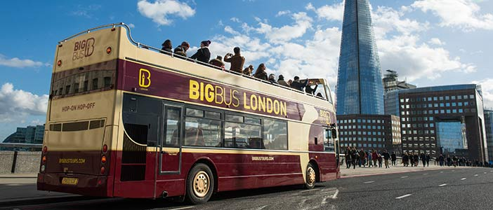 autobus turistico londres big bus tours