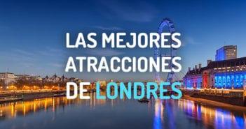 10 atracciones de Londres que no te puedes perder