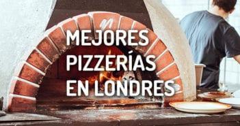 Mejores Pizzerias de Londres