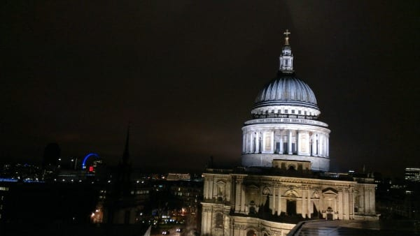Vistas en Londres