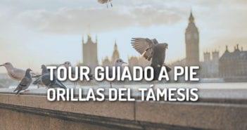 tour guiado londres español rio tamesis
