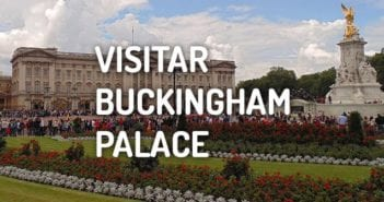 visitar Buckingham Palace en Londres