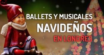 Musicales navideños en Londres