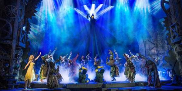 Un musical en Londres: Wicked
