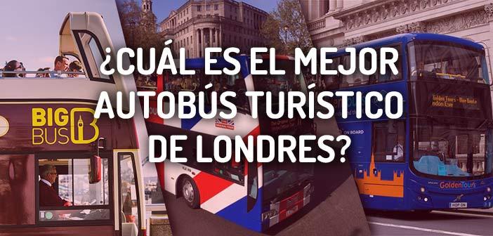 mejor autobus turistico de londres