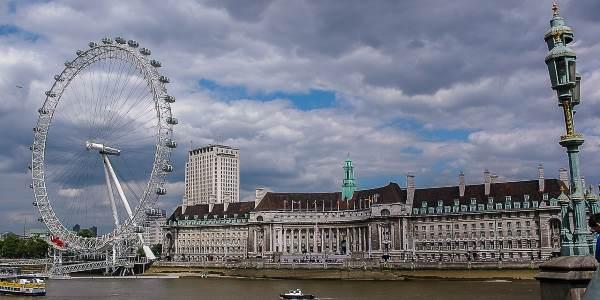 Qué ver en Londres: London Eye y Acuario de Londres