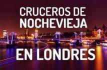 cruceros de Nochevieja en Londres