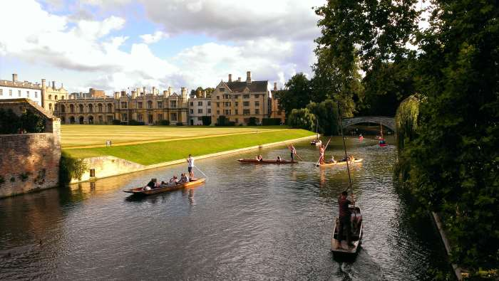 Visitar Cambridge desde Londres