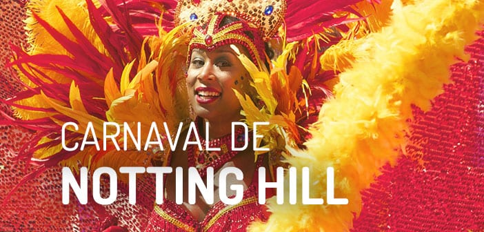 Carnaval de Notting Hill de Londres