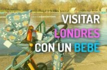 Visitar Londres con un bebé