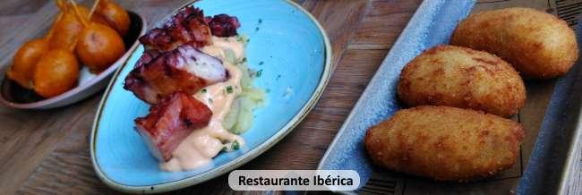 comida española Londres