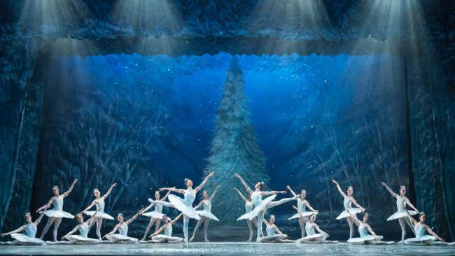 Ballet Cascanueces Navidad en Londres