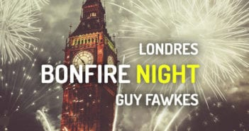 Bonfire night londres