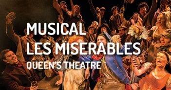 VEr el musical de Los Miserables en Londres
