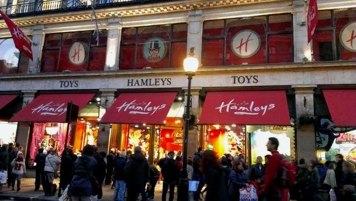 Hamleys en Londres