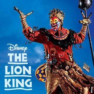 musical el rey león londres