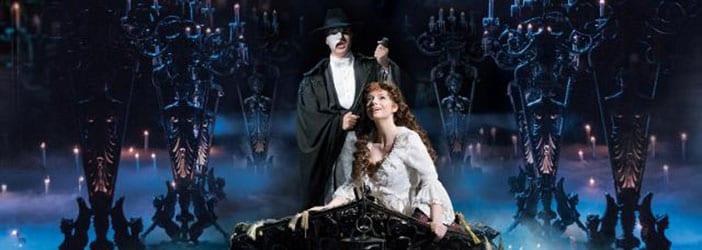 El Fantasma de la Ópera Londres