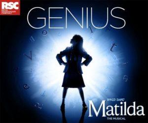 Entradas Musical Matilda Londres