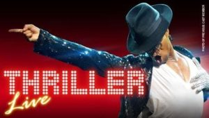 entradas musical thriller londres