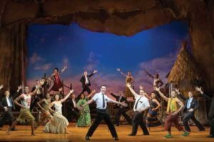 entradas musical book of mormon londres
