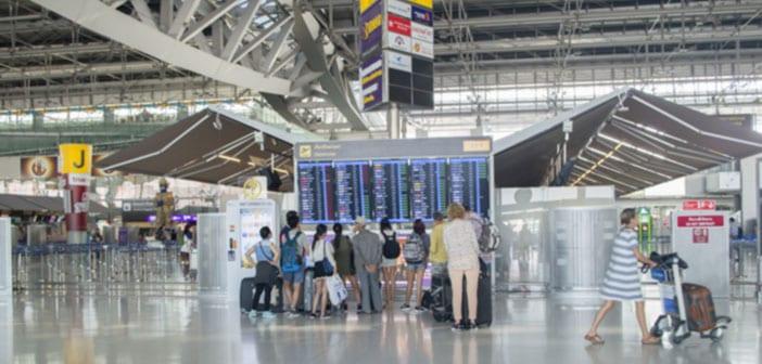 Terminal Aeropuertos de Londres