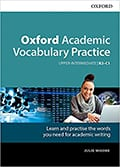 Libro Oxford Academic Vocabulary Practice Upper Intermediate B2-C1