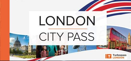 pases turísticos Londres